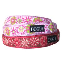 Dogue Floral Ribbon Lead