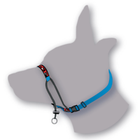 Black Dog Training Halter